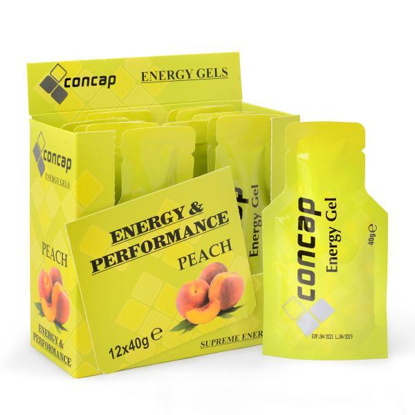 Concap Energygel peach