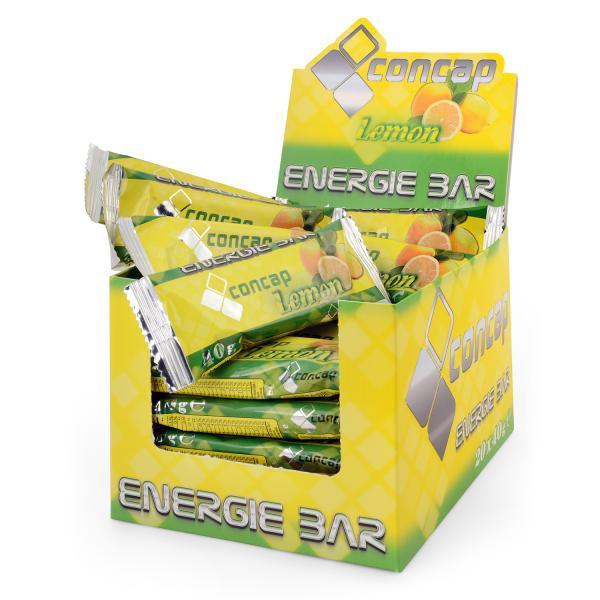 Concap energybar lemon