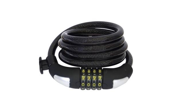 Cycle Tech Spiral Lock code