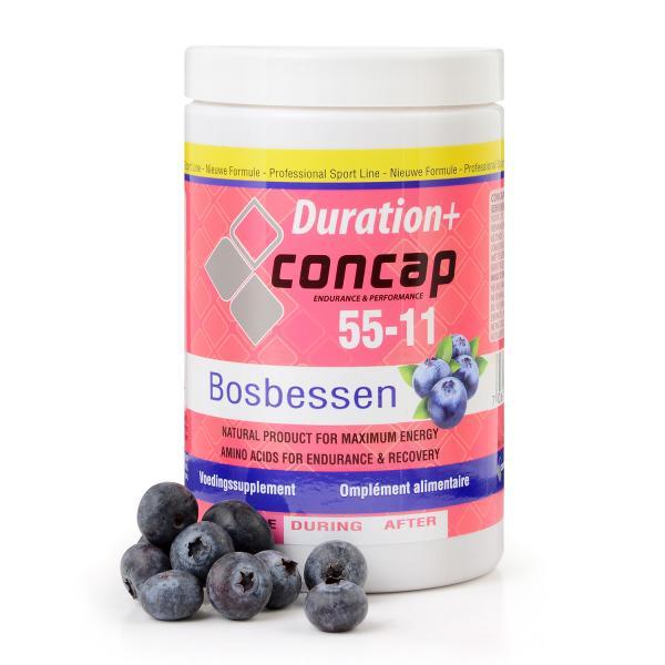 Concap Duration + Bosbessen