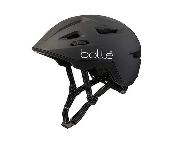 Bollé Stance mat zwart 52-55