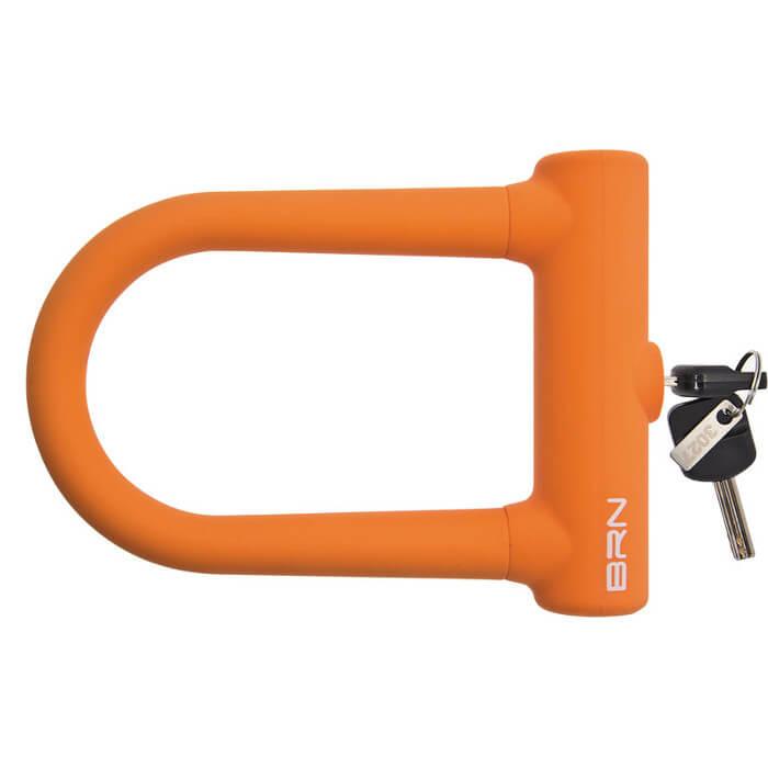 BRN U Lock Orange
