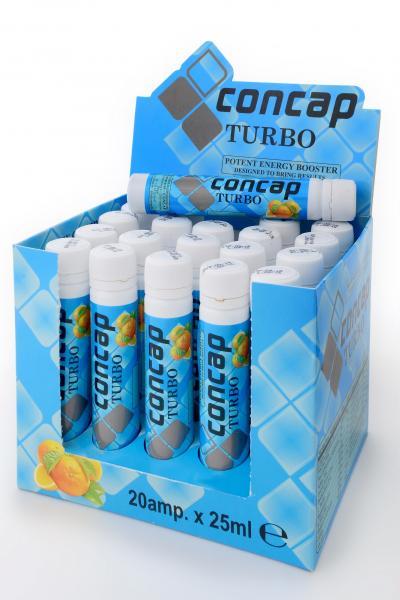 CONCAP ENERGIESHOT TURBO