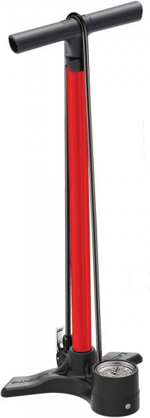 Lezyne Macro Floor Red